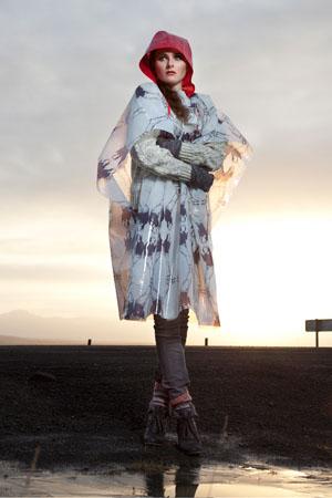 capadechuve fashion1 Moda Chuva e Tendências   Como se Vestir em Dia de Chuva