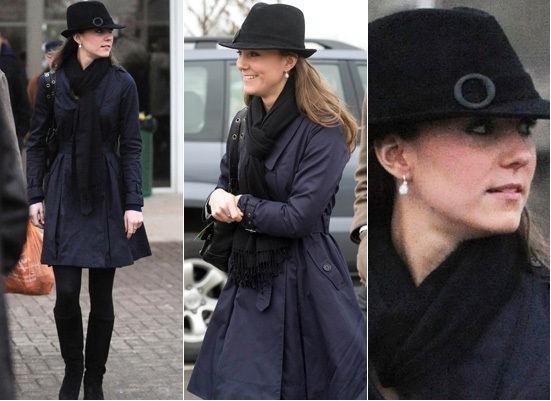 casaco azul marinho kate middleton 2 Moda Kate Middleton Casacos: Lindos Modelos da Duqueza de Cambridge