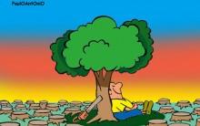 Melhores Charges Engraçadas sobre Meio Ambiente e a Natureza, Veja
