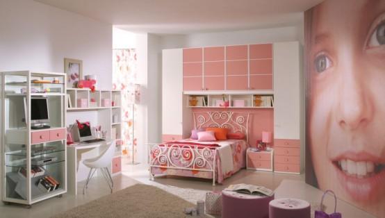 decoracao quarto de menina Decoração de Quarto de Menina: Lindos Modelos, Dicas Incríveis, Cores