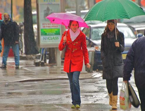 dia chuvoso Moda Chuva e Tendências   Como se Vestir em Dia de Chuva
