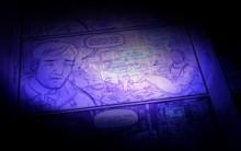 """""""SVK"""" vem com Tinta Invisível e Luz Ultravioleta, Como Comprar, Preço"""