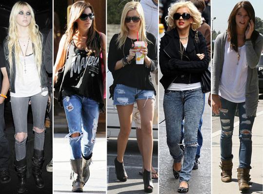 jeans rock n roll Moda do Estilo Rock nRoll: Roupas, Sapatos e Acessórios Incríveis