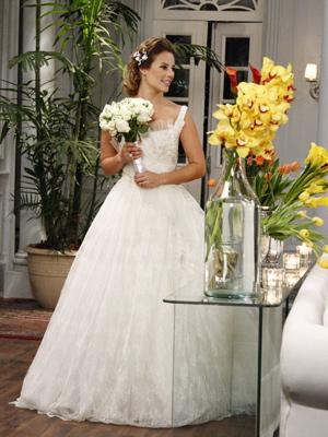 marina noiva vestido insensato coracao Vestido de Noiva de Marina em Insensato Coração, Casamento com Pedro