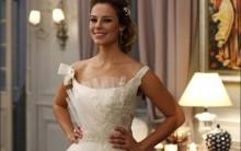 """Vestido de Noiva de Marina em """"Insensato Coração"""", Casamento com Pedro"""