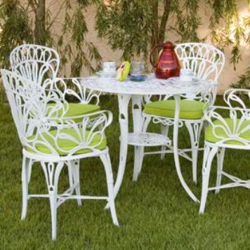 Mesas e Cadeiras para Ambientes Externos: Lindos Modelos ...