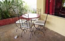 Mesas e Cadeiras para Ambientes Externos: Lindos Modelos pra Decoração