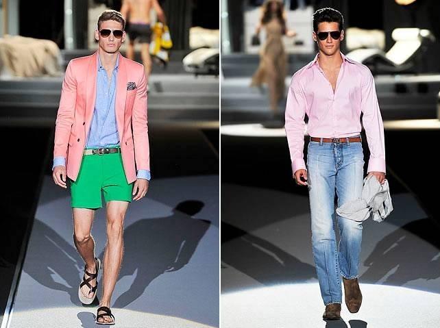 moda masculina 2012 verao Moda Masculina Verão 2012: Dicas, Tendências, Cores, Camisetas e mais