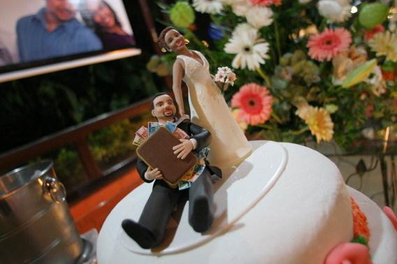 noivo para bolo Noivos de Biscuit, Bolo de Casamento: Fotos de Noivinhos Engraçados