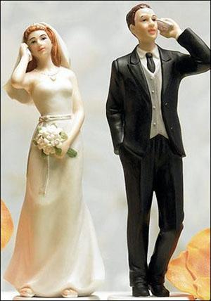 noivos Noivos de Biscuit, Bolo de Casamento: Fotos de Noivinhos Engraçados