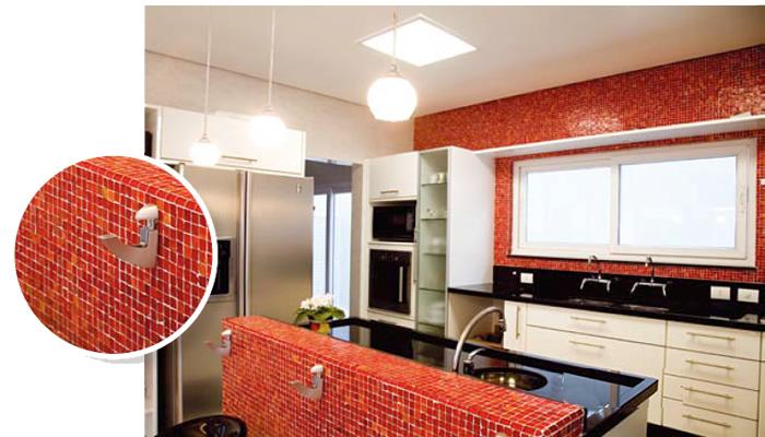 Pastilhas De Vidro Na Decoração Cozinha E Banheiro Cores Modelos