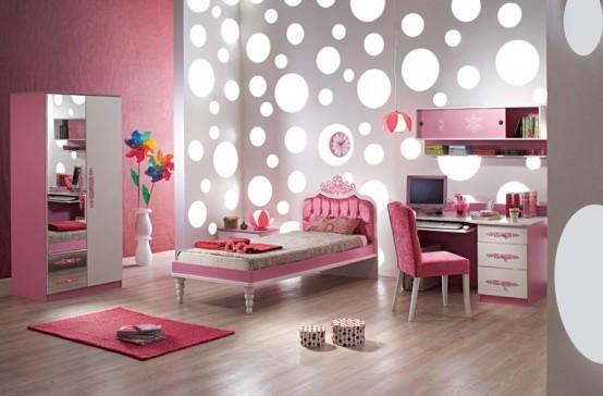 quarto de menina Decoração de Quarto de Menina: Lindos Modelos, Dicas Incríveis, Cores