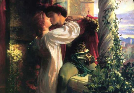 romeu e julieta pintura Melhores Trechos do Livro Romeu e Julieta: Frases, Declarações de Amor