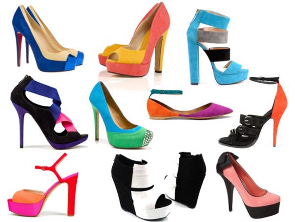 sapatos verão 2012 Sandálias Moda Verão 2012: Cores, Lindos Modelos, Dicas e Tendências