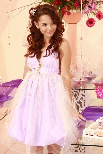 vestido de 15 anos curto Vestidos de Debutantes Moda 2012: Longos e Curtos, Festa de 15 anos