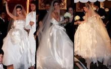 Melhores Vestidos de Noiva das Famosas: Lindos Modelos de Celebridades