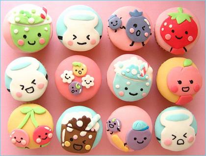 Cupcakes decorados Receita Cupcake de Chocolate com Coco da Ana Maria Braga Passo a Passo