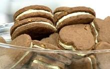 Receita de Biscoito de Chocolate e Nozes com Recheio de Limão da Ana Maria Braga