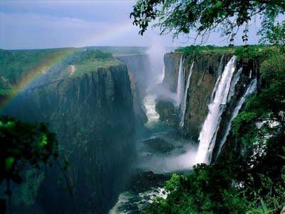 cataratas vitoria Mais Belos Patrimônios da Humanidade do Mundo: Lista e Fotos, Bonitos