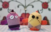 Chaveiros Toy Art: Passo a passo, Fazer, Molde, Dicas para Presentear