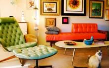Decoração Retrô: Mobília e Móveis Antigos para Visual Incrível, Fotos
