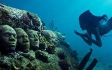 Parque de Esculturas Submarinas – Caribe: Museu, Fundo do Mar, Granada