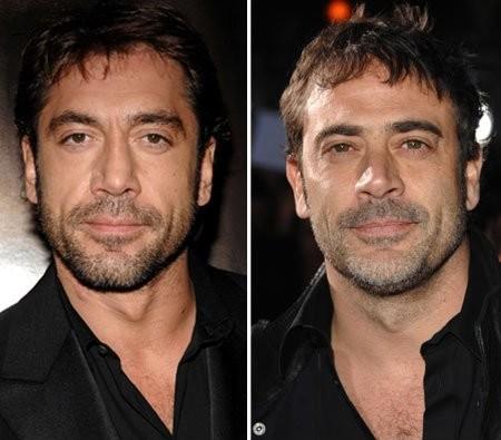 famosos muito parecidos Celebridades Parecidas: Fotos de Famosos que parecem Gêmeos Idênticos