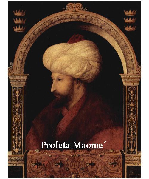 maome 2 Tudo sobre o Islamismo: Vida de Maomé, Princípios, Guerra Santa e mais