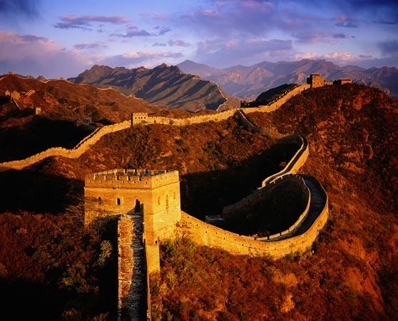 muralha da chin Mais Belos Patrimônios da Humanidade do Mundo: Lista e Fotos, Bonitos