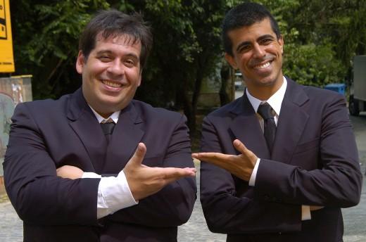 os caras de pau atores Os Caras de Pau: Melhores Videos Engraçados de Pedrão e Jorginho