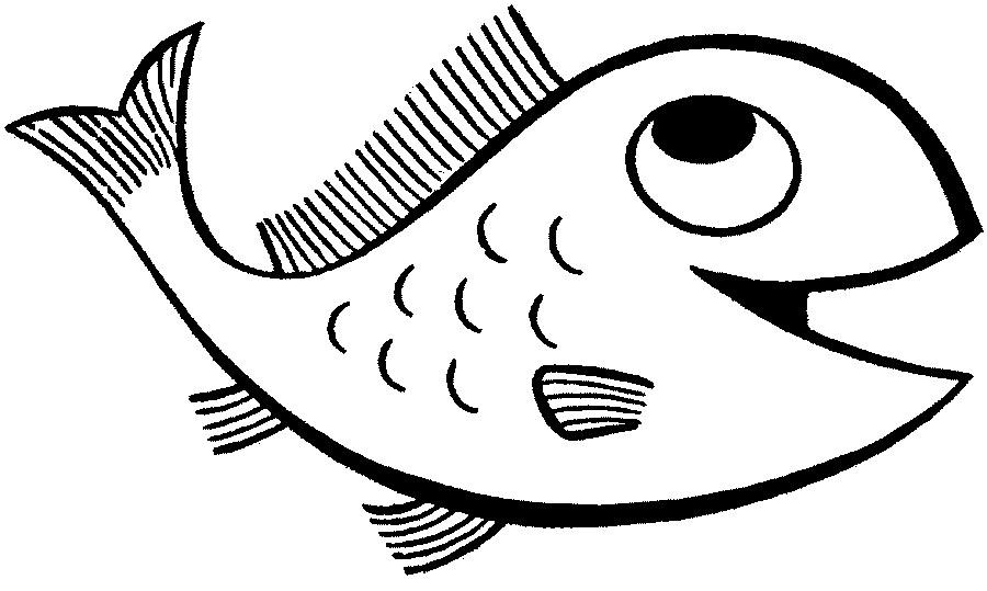 peixe para colorir Desenhos para Colorir de Peixes: Melhores Imagens