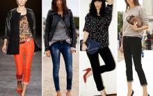 Moda dos Sapatos de Bico Fino 2012: Lindos Modelos de Scarpins, Cores