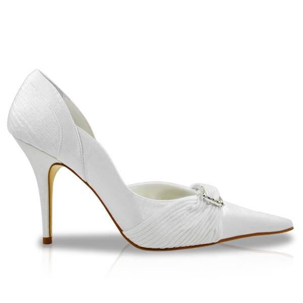 scarpin branco Moda dos Sapatos de Bico Fino 2012: Lindos Modelos de Scarpins, Cores