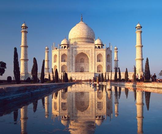 taj mahal india1 Mais Belos Patrimônios da Humanidade do Mundo: Lista e Fotos, Bonitos