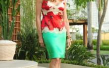 Moda Tereza Cristina Fina Estampa: Visual, Roupas e Cabelo de Torloni