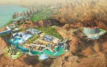 """The Red Sea Astrarium: Parque do """"Star Trek"""" é Inaugurado em 2014 Foto"""