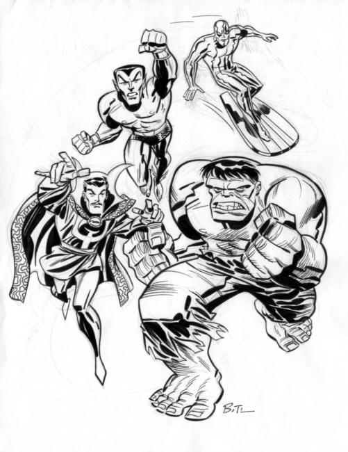 a liga da justica colorir Desenhos para Colorir da Liga da Justiça: Personagens para Pintar