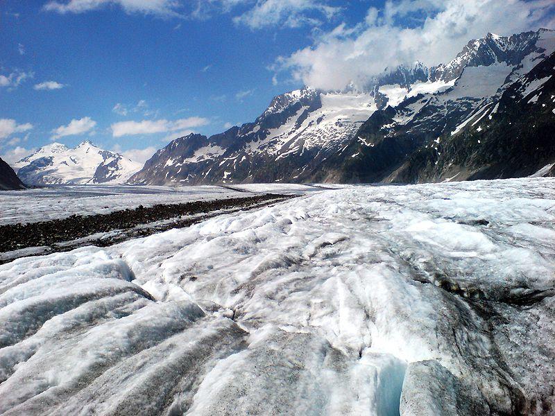 alesch glacier Melhores Geleiras para Conhecer: Argentina, Chile, Alaska e mais Fotos