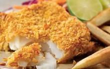 Receita Peixe Frito com Farinha Linhaça Saudável – Gordura Boa