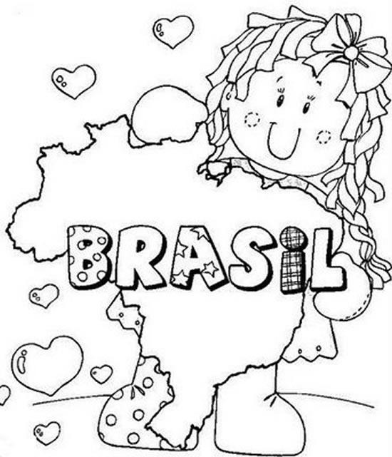 desenhos para colorir da independência do brasil imprimir e pintar