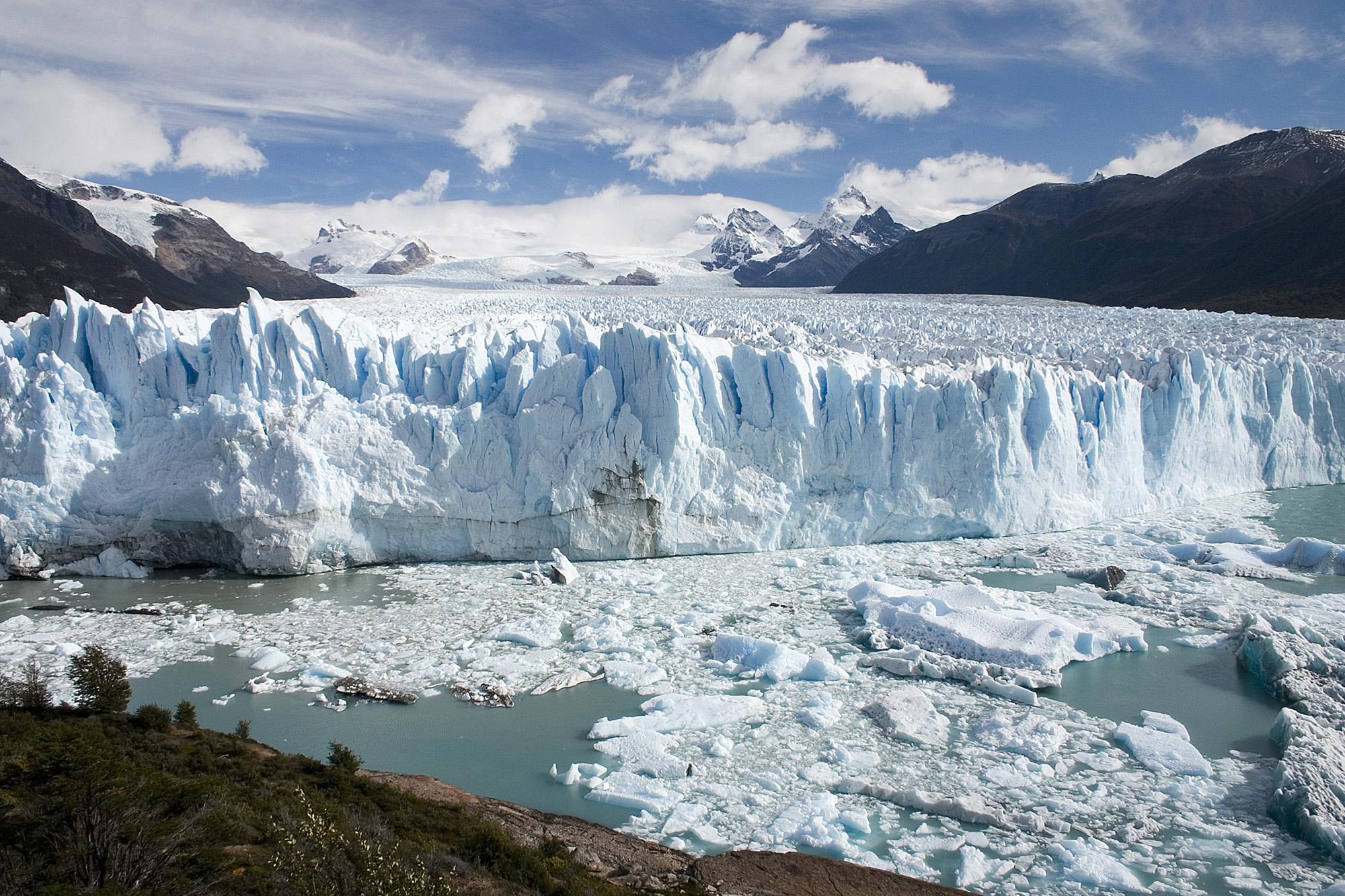 glacier perito moreno Melhores Geleiras para Conhecer: Argentina, Chile, Alaska e mais Fotos