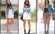 Jaquetas Jeans Moda Primavera/Verão – Como Usar, Vestidos, Modelos