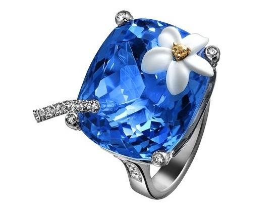 joias inspiradas em bebidas 2 Relojoaria Piaget lança Coleção de Jóias Inspiradas em Drinks, Anéis