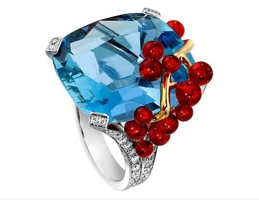 joias inspiradas em bebidas 3 Relojoaria Piaget lança Coleção de Jóias Inspiradas em Drinks, Anéis