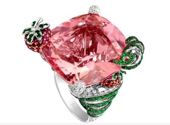 joias inspiradas em bebidas 4 Relojoaria Piaget lança Coleção de Jóias Inspiradas em Drinks, Anéis
