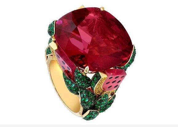 joias inspiradas em bebidas 5 Relojoaria Piaget lança Coleção de Jóias Inspiradas em Drinks, Anéis