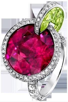 joias inspiradas em bebidas Relojoaria Piaget lança Coleção de Jóias Inspiradas em Drinks, Anéis