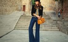 Moda Calça Boca de Sino Verão 2012: Como Usar, Modelos, Dicas e Fotos