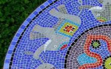 Mosaicos de Cerâmica e Pastilhas: Vasos, Paredes e Piscinas, Modelos