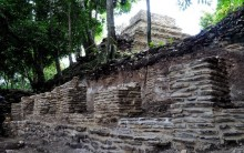 Descoberto Palácio Mais de 2 Mil anos no México: Foto da Construção